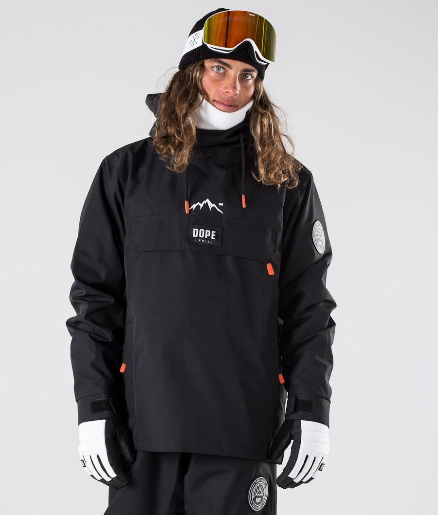 Dope Blizzard Veste de Ski Black