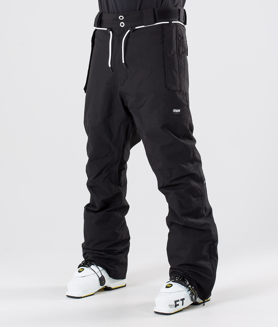 Dope Iconic NP Ski Pants Black