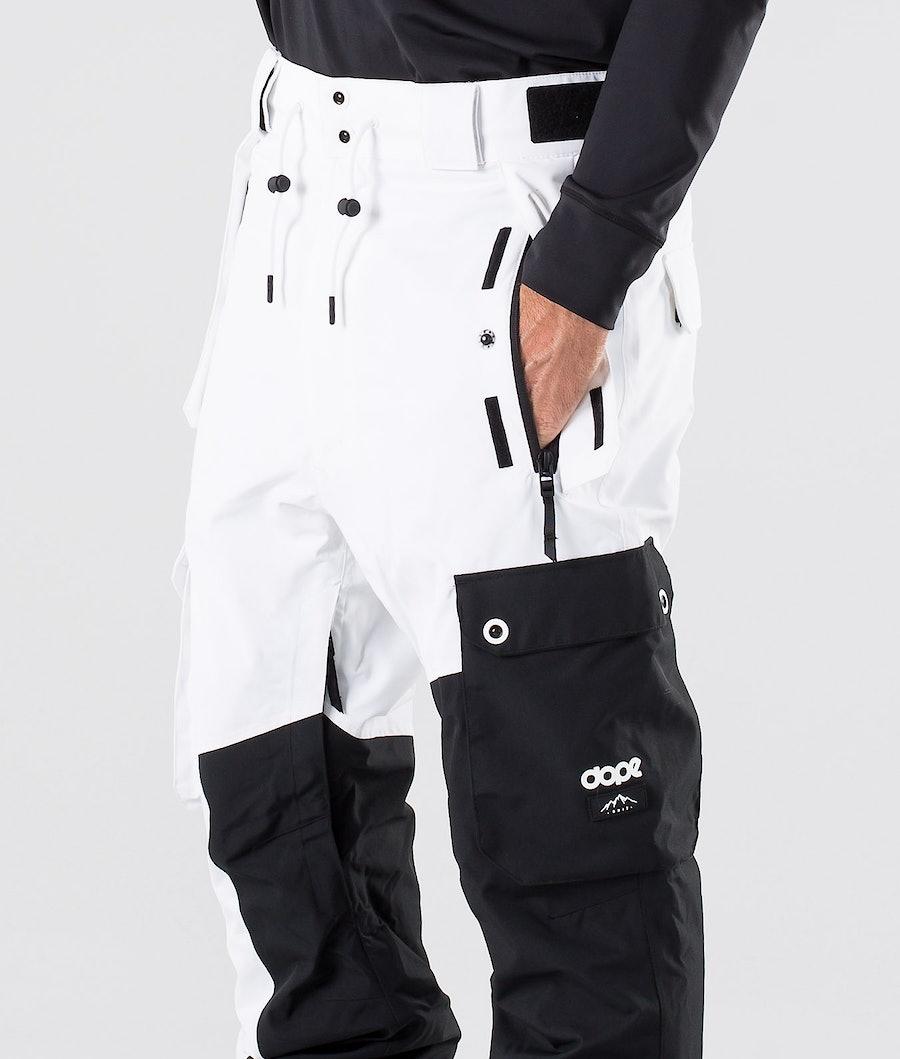 Dope Adept Skidbyxa Black/White