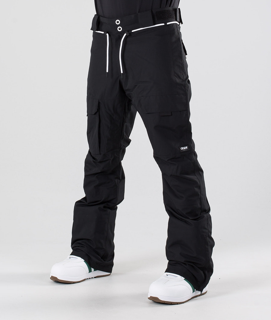 Dope Poise Pantalon de Snowboard Black