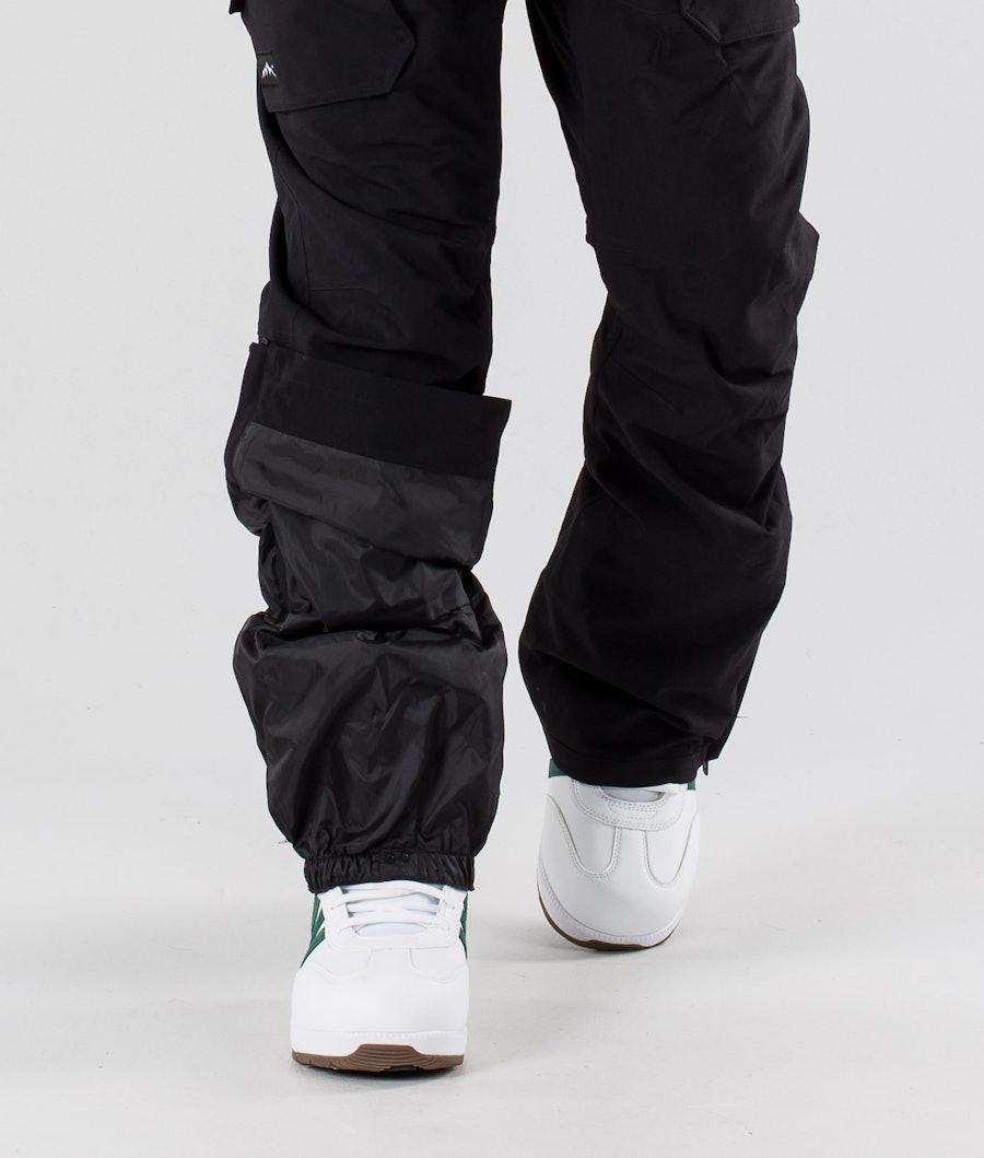 Dope Notorious BIB Snowboard Pants Black