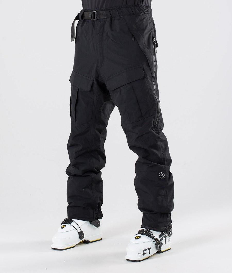 Dope Antek Ski Pants Black