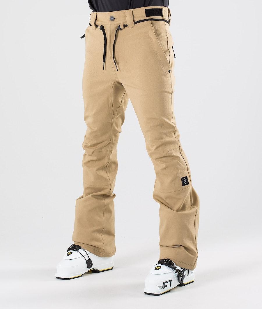 Dope Tiger Ski Pants Khaki