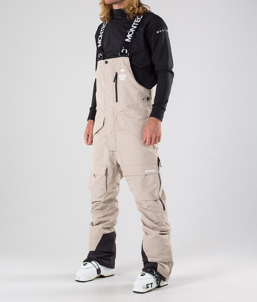 Montec Fawk Pantalon de Ski Desert