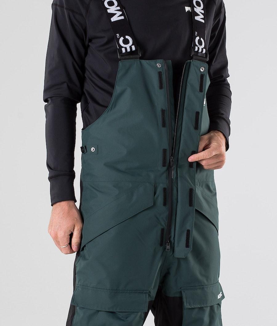 Montec Fawk Ski Pants Dark Atlantic/Black