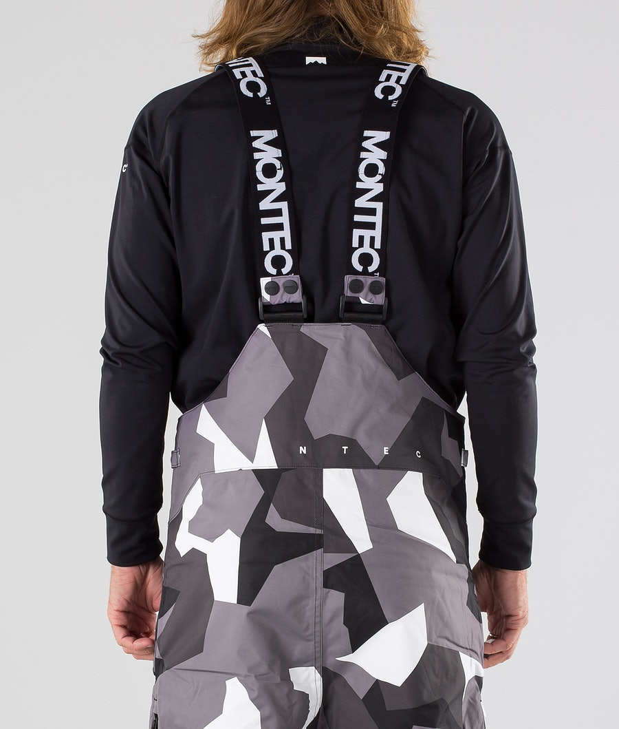 Montec Fawk Skidbyxa Arctic Camo