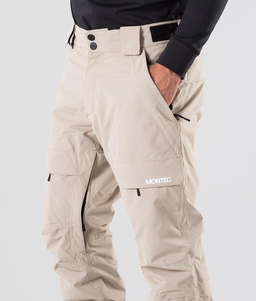 Montec Dune Ski Pants Desert