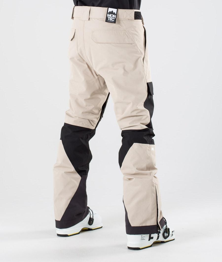 Montec Dune Ski Pants Desert/Black