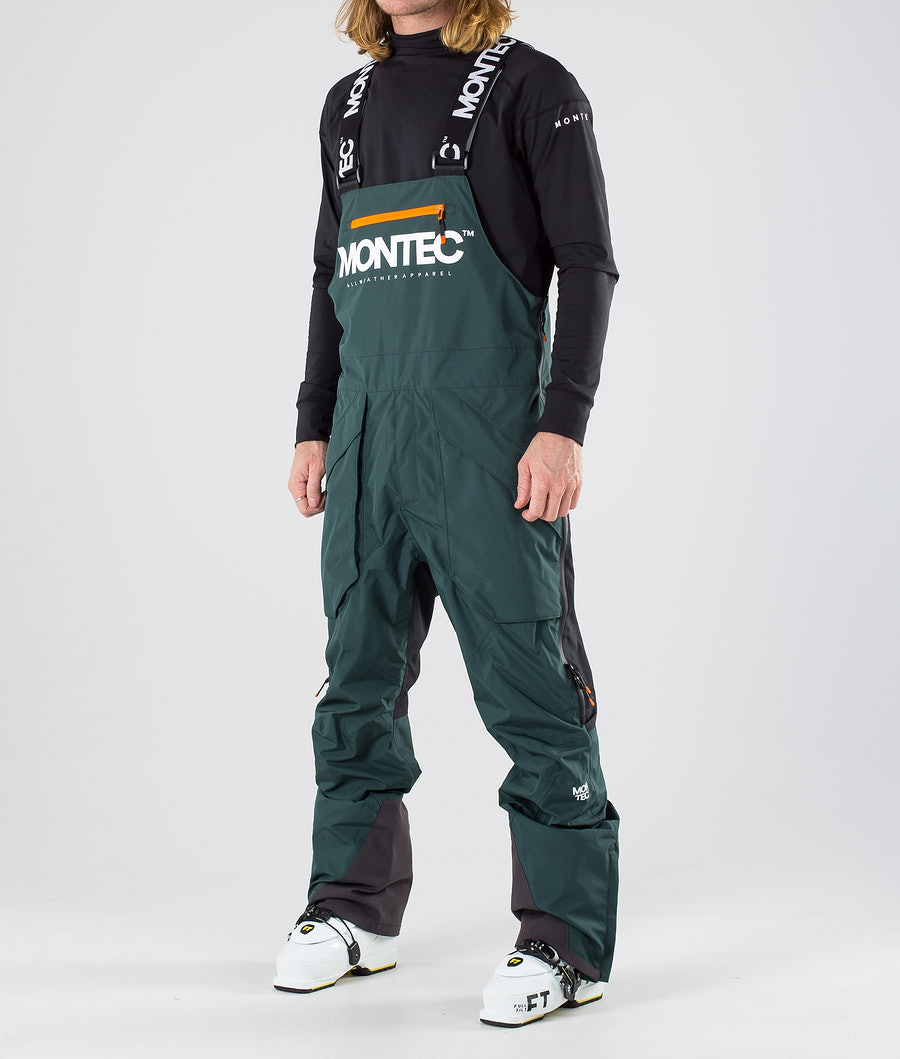 Montec Fenix Ski Pants Dark Atlantic