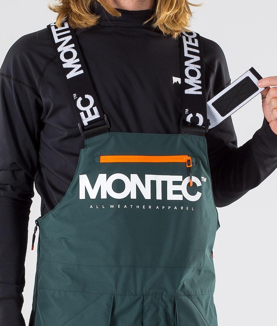 Montec Fenix Skidbyxa Dark Atlantic