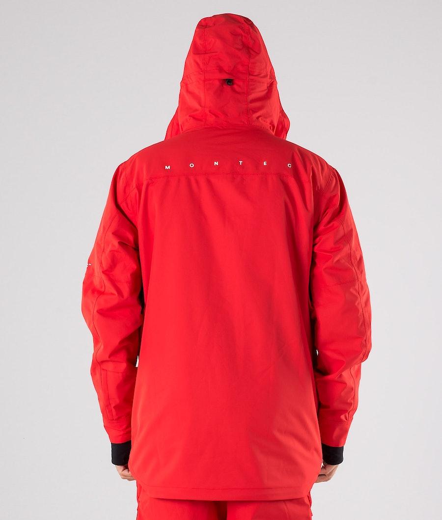 Montec Fawk Skidjacka Red