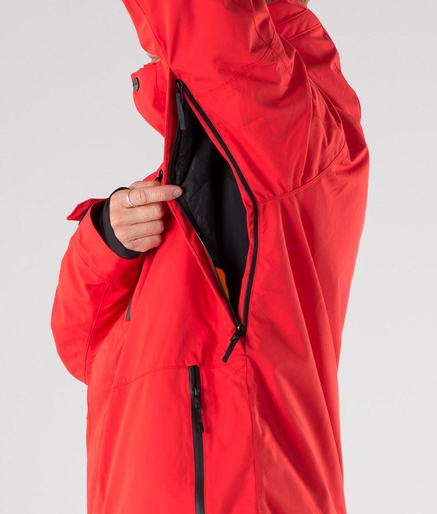 Montec Fawk Skijakke Red