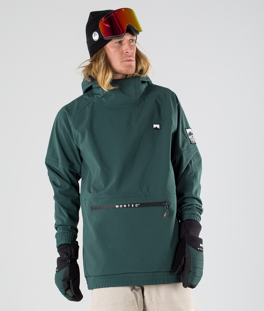 Montec Tempest Ski Jacket Dark Atlantic