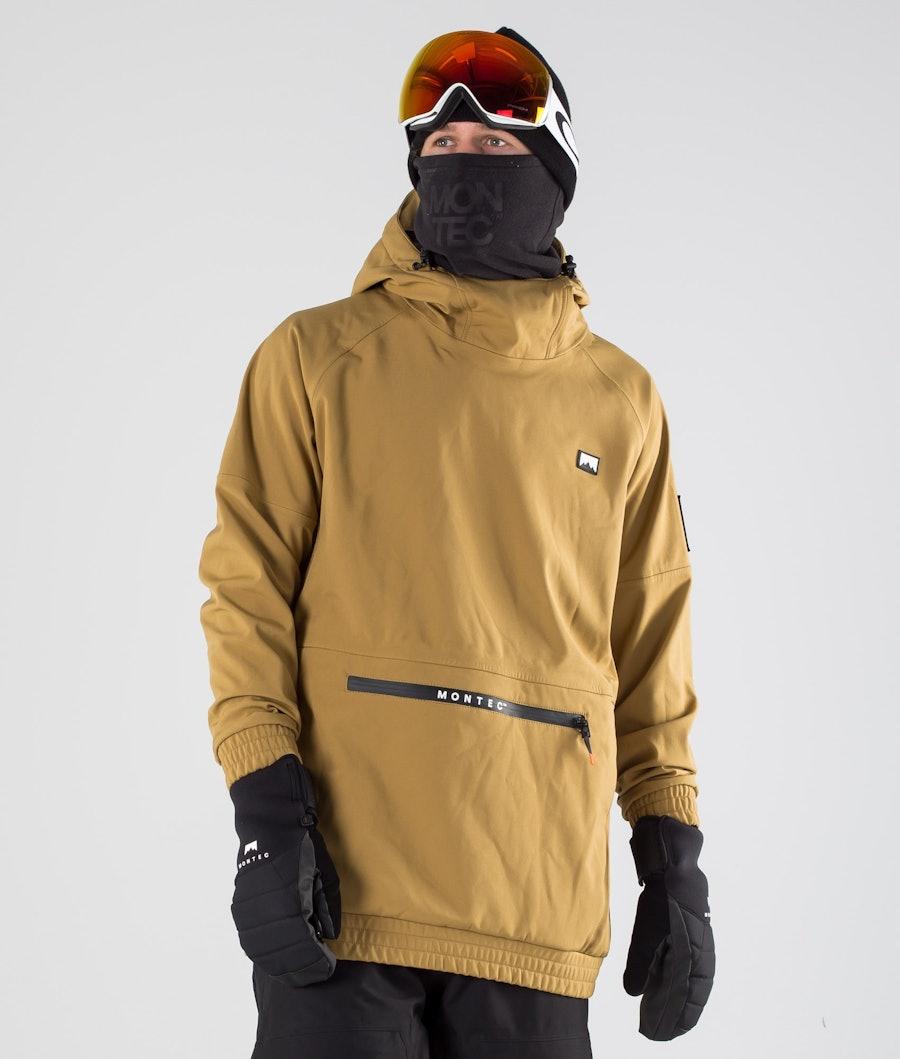 Tempest Ski Jacket Men Gold