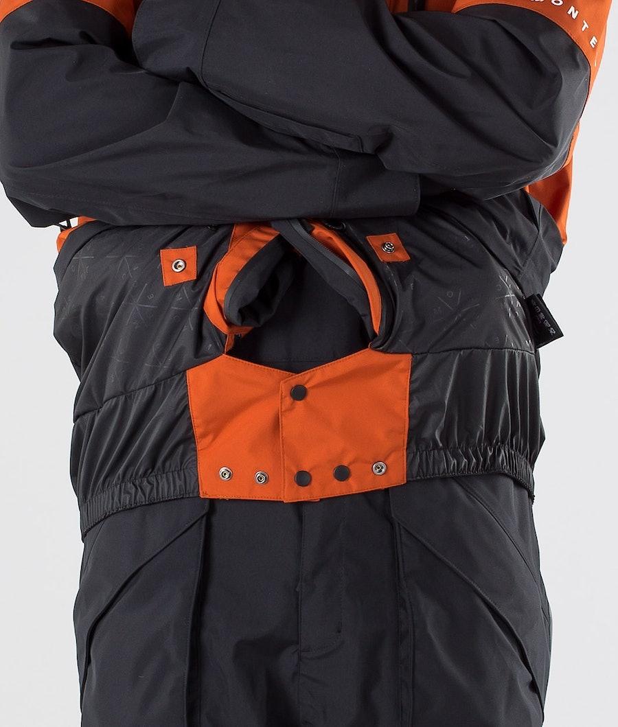 Montec Fenix Veste de Ski Clay/Black