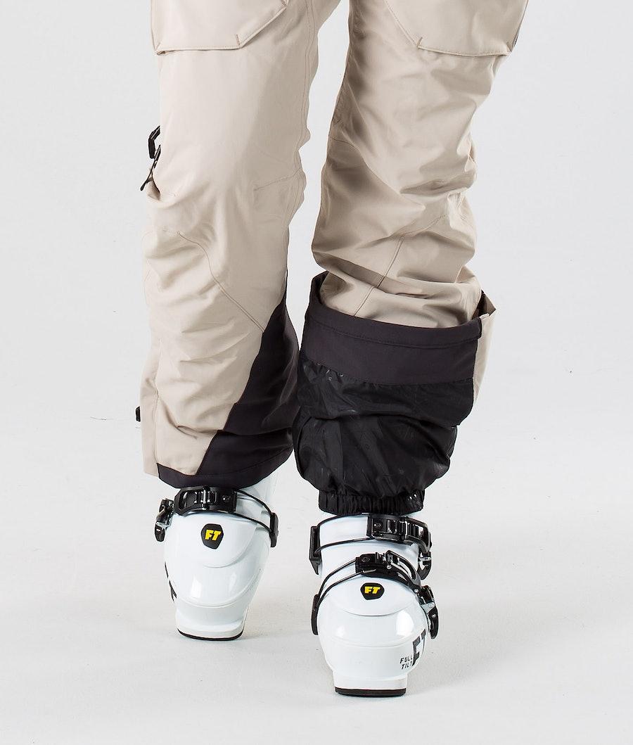 Montec Fawk W Women's Ski Pants Desert