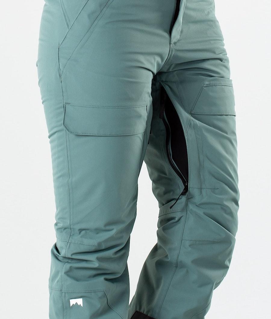 Montec Dune W Women's Snowboard Pants Atlantic