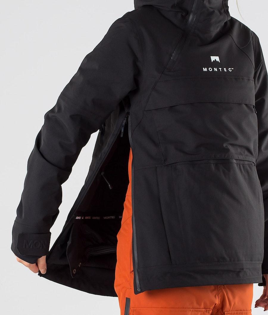 Montec Dune W Veste de Ski Femme Black