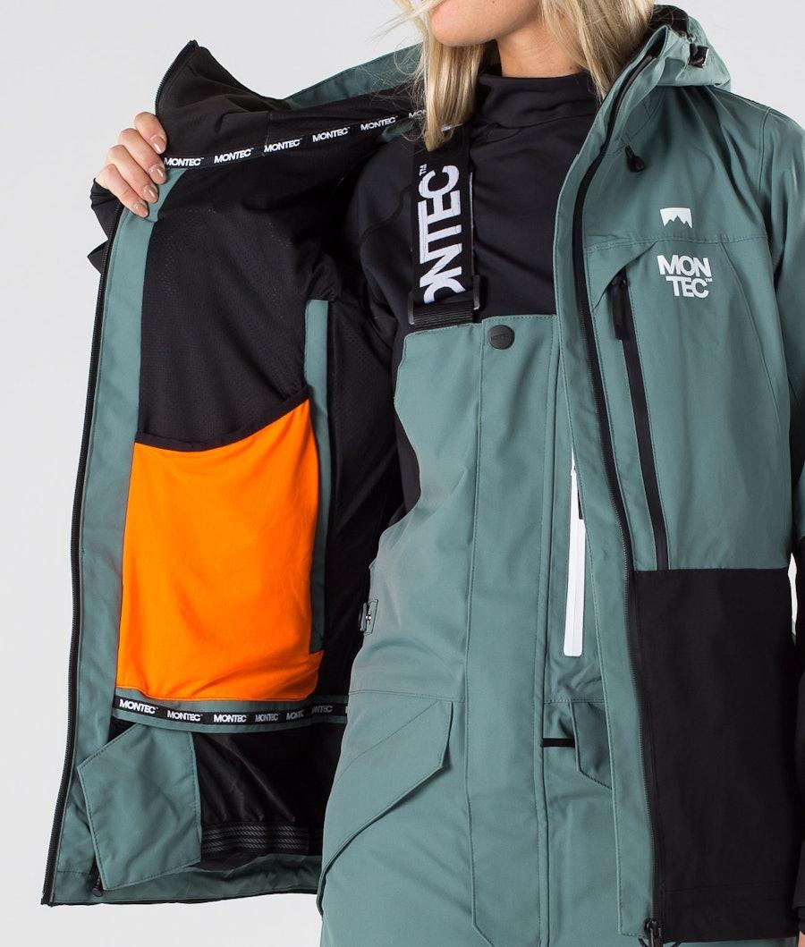 Montec Moss Ski jas Dames Atlantic/Black