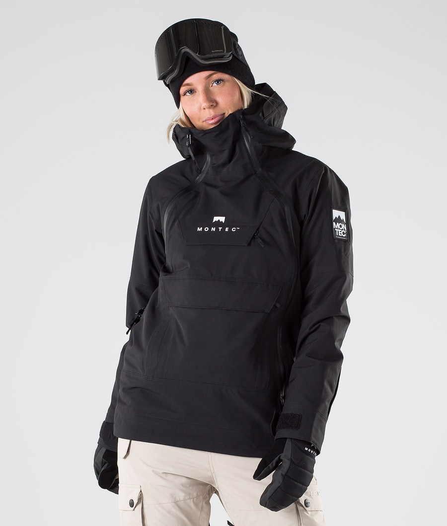 Montec Doom W Ski Jacket Black