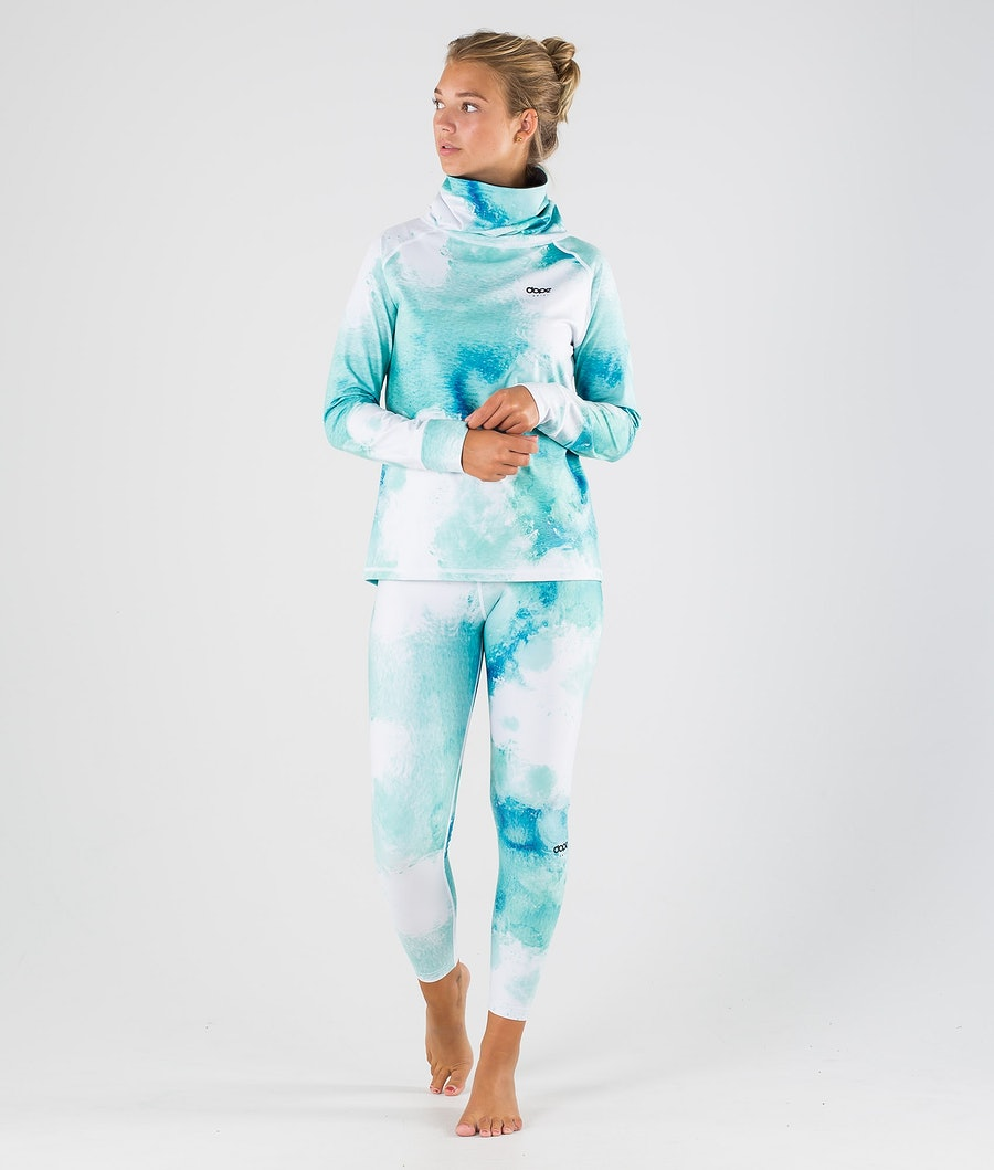 Dope Snuggle OG W Women's Base Layer Pant Water White