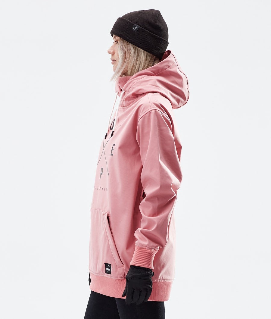 Dope Yeti W Women's Winter Jacket Pink