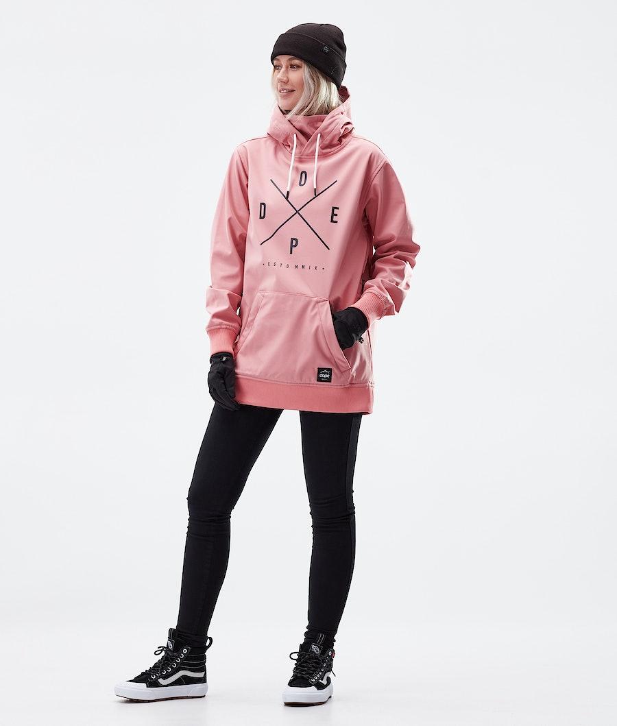 Dope Yeti W Winterjacke Damen Pink