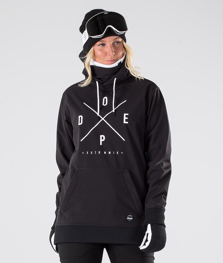 Dope Yeti W Ski Jacket Black