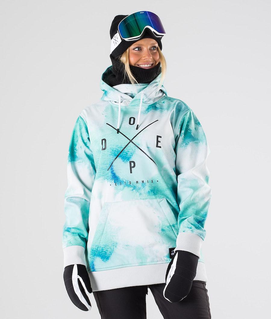 Dope Yeti W Ski Jacket Water White