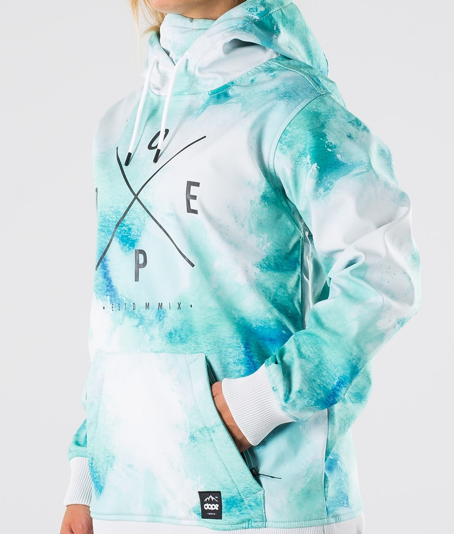 Dope Yeti W Skijakke Dame Water White