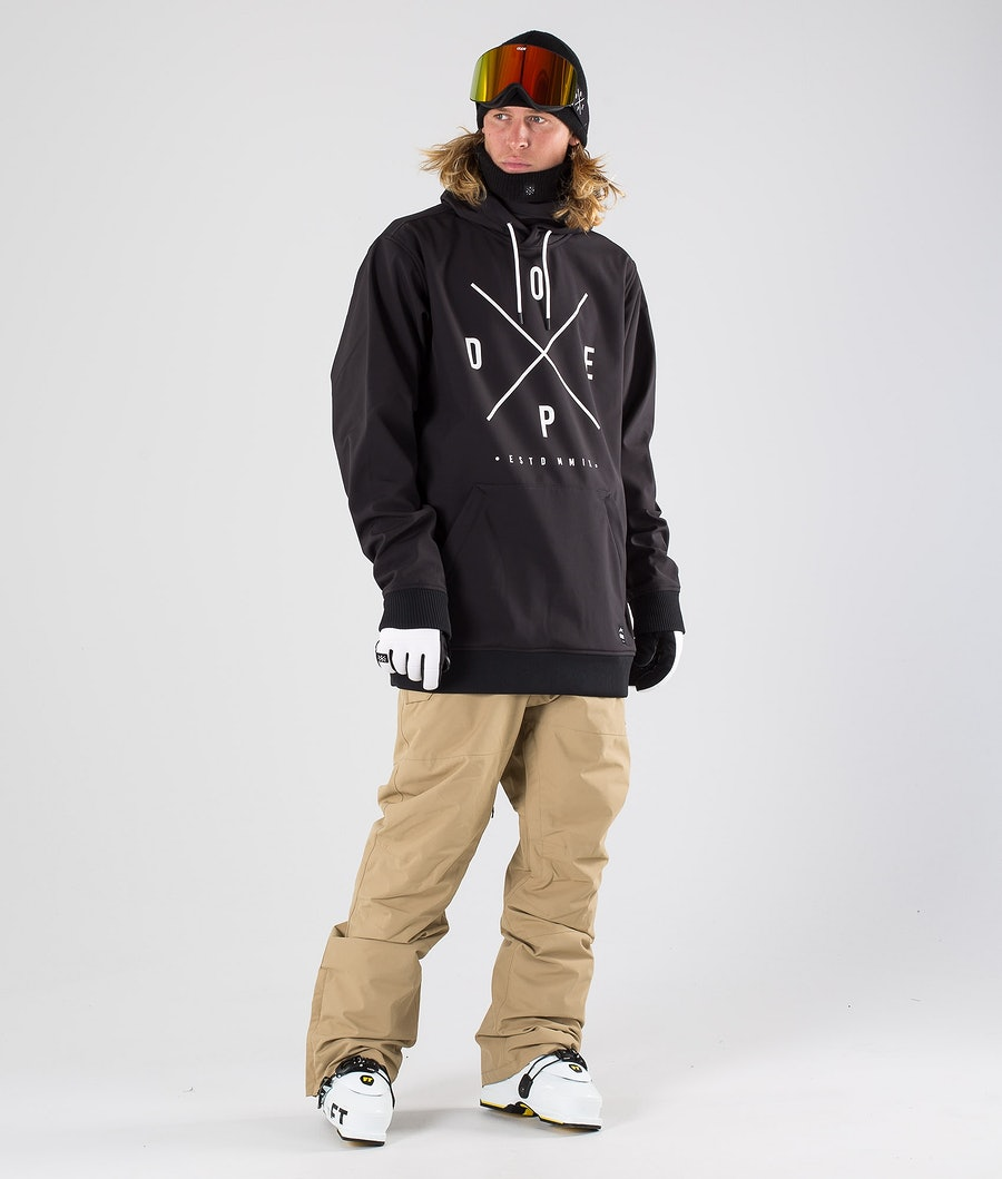 Dope Yeti Ski Jacket Black