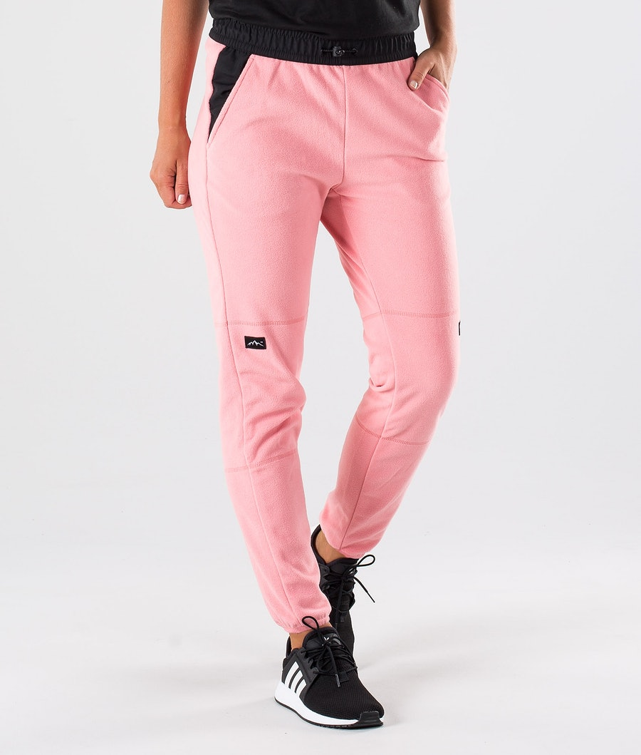 Dope Loyd W Fleece Pants Pink