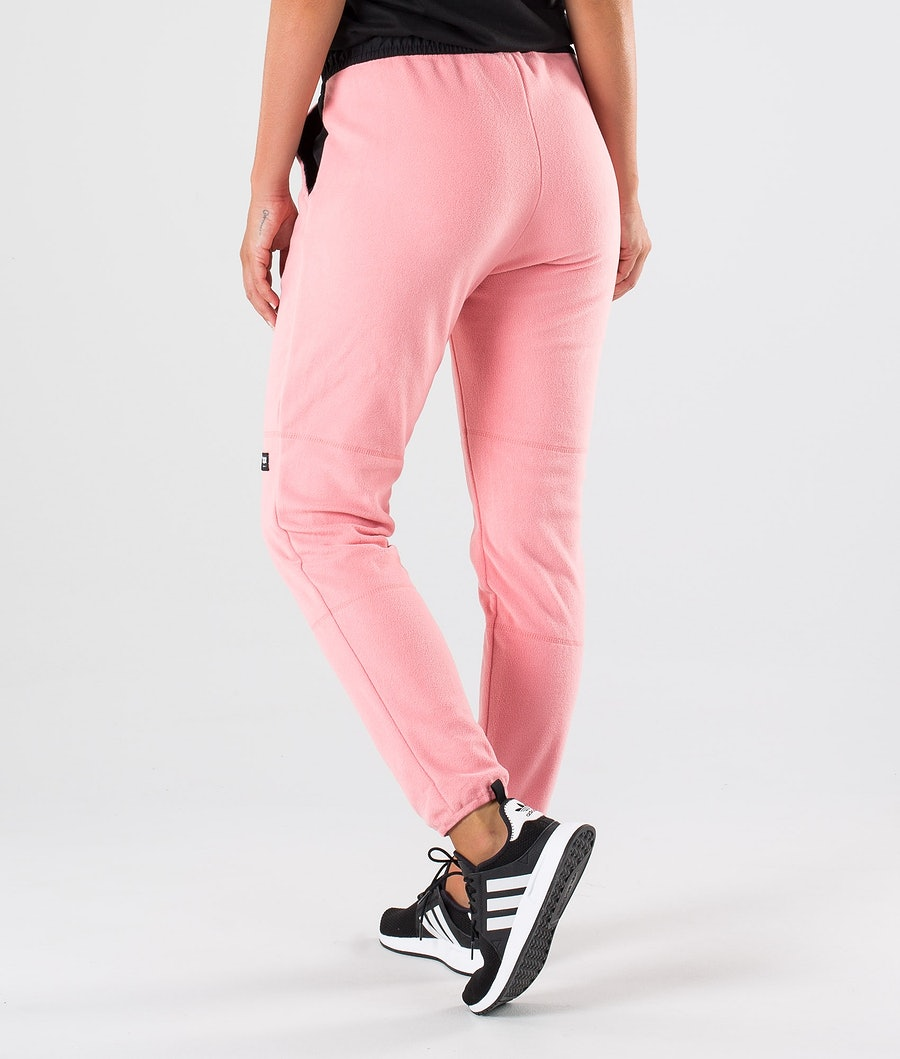 Dope Loyd W Fleecebyxa Dam Pink