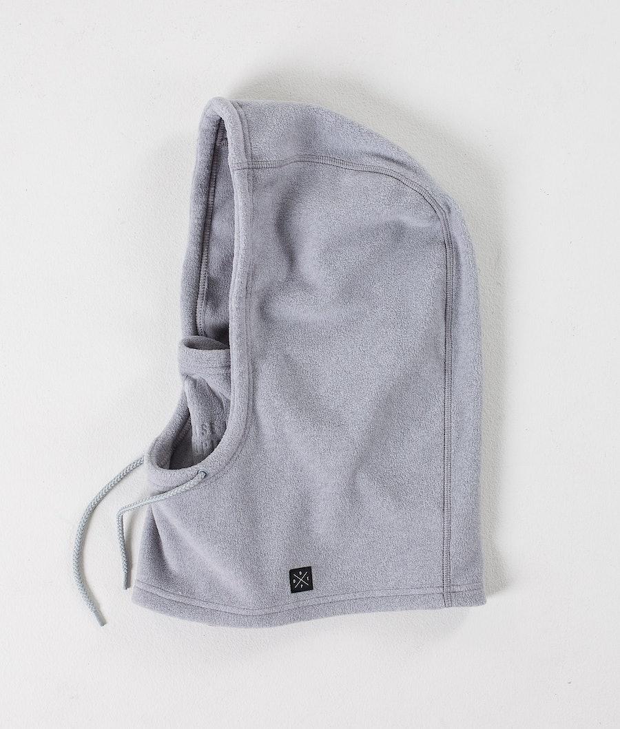 Dope Cozy Hood Ansiktsmask Dam Light greyel