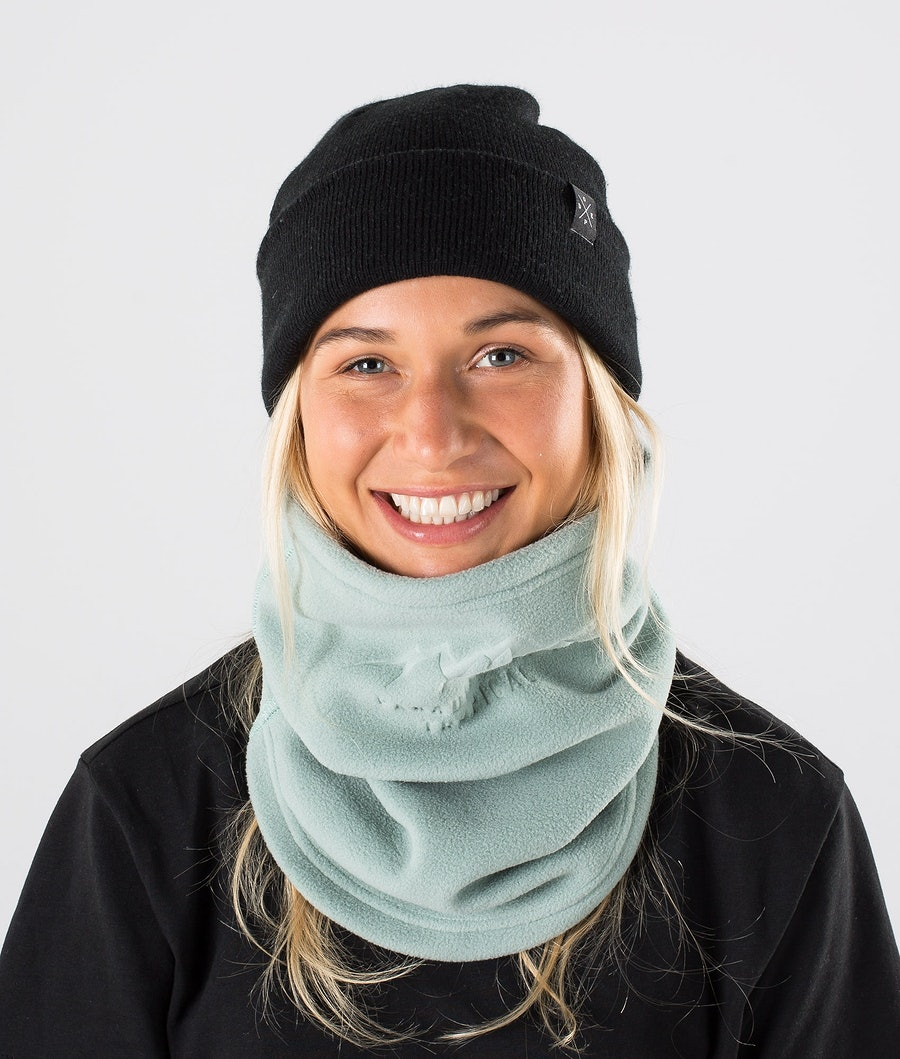 Dope Cozy Tube Skimaske Damen Faded green