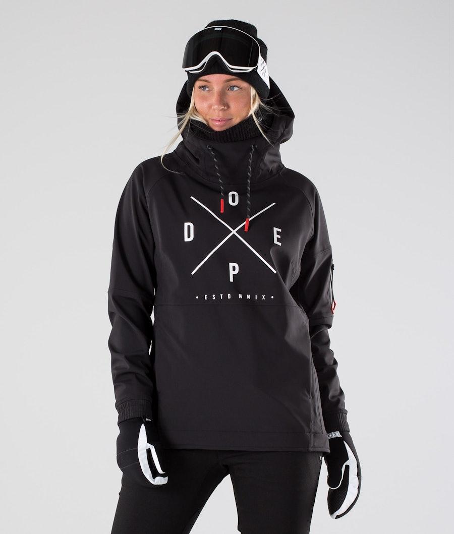 Dope Rambler MTE W Veste de Ski Black