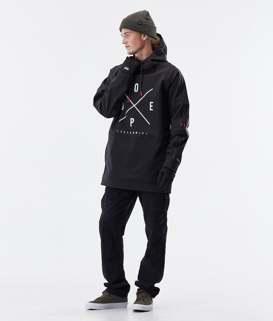 Dope Rambler MTE Winter Jacket Black