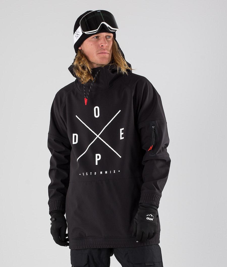 Dope Rambler MTE Skijakke Black
