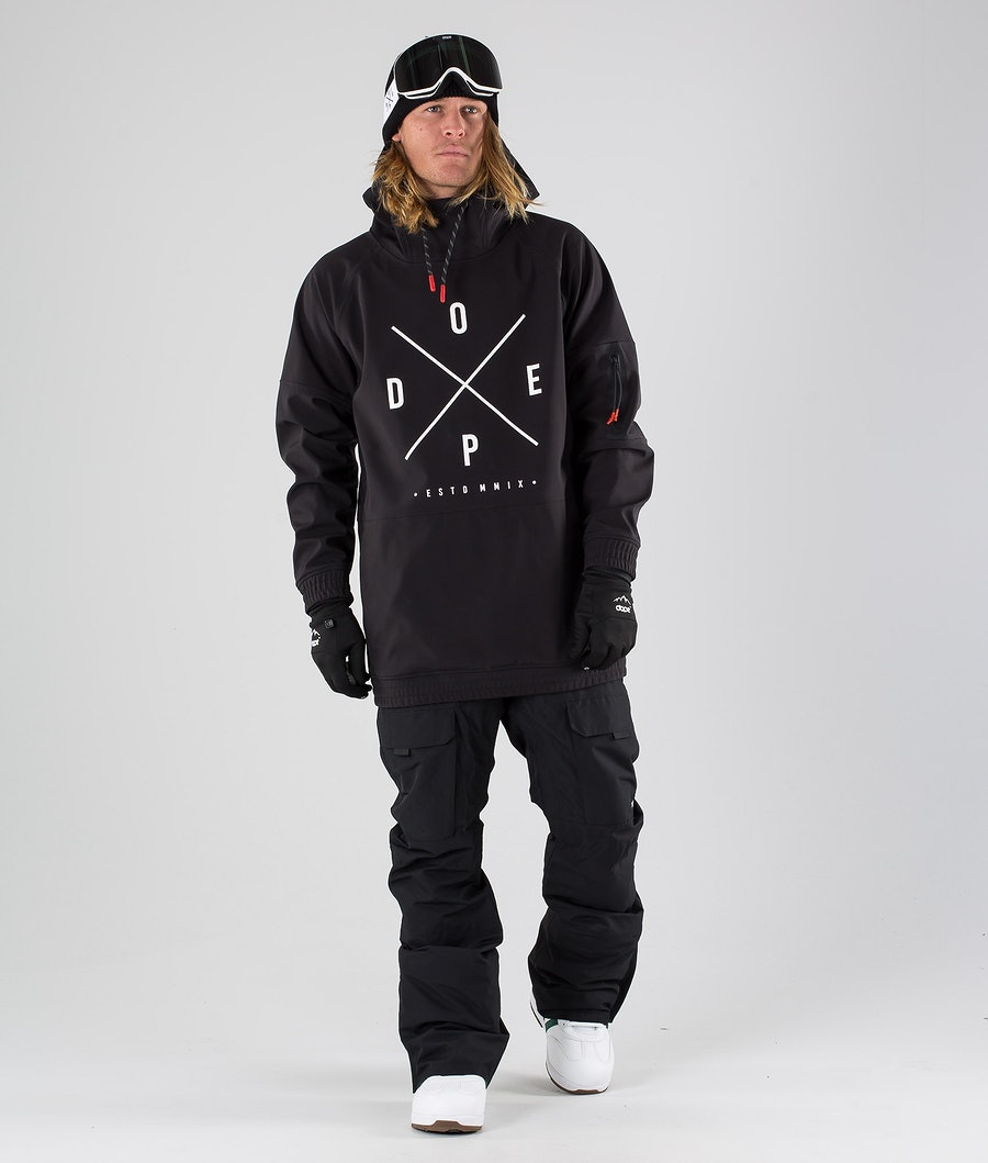 Dope Rambler MTE Veste de Snowboard Black