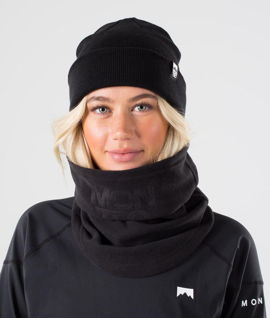 Montec Echo Tube Ansiktsmasker Black