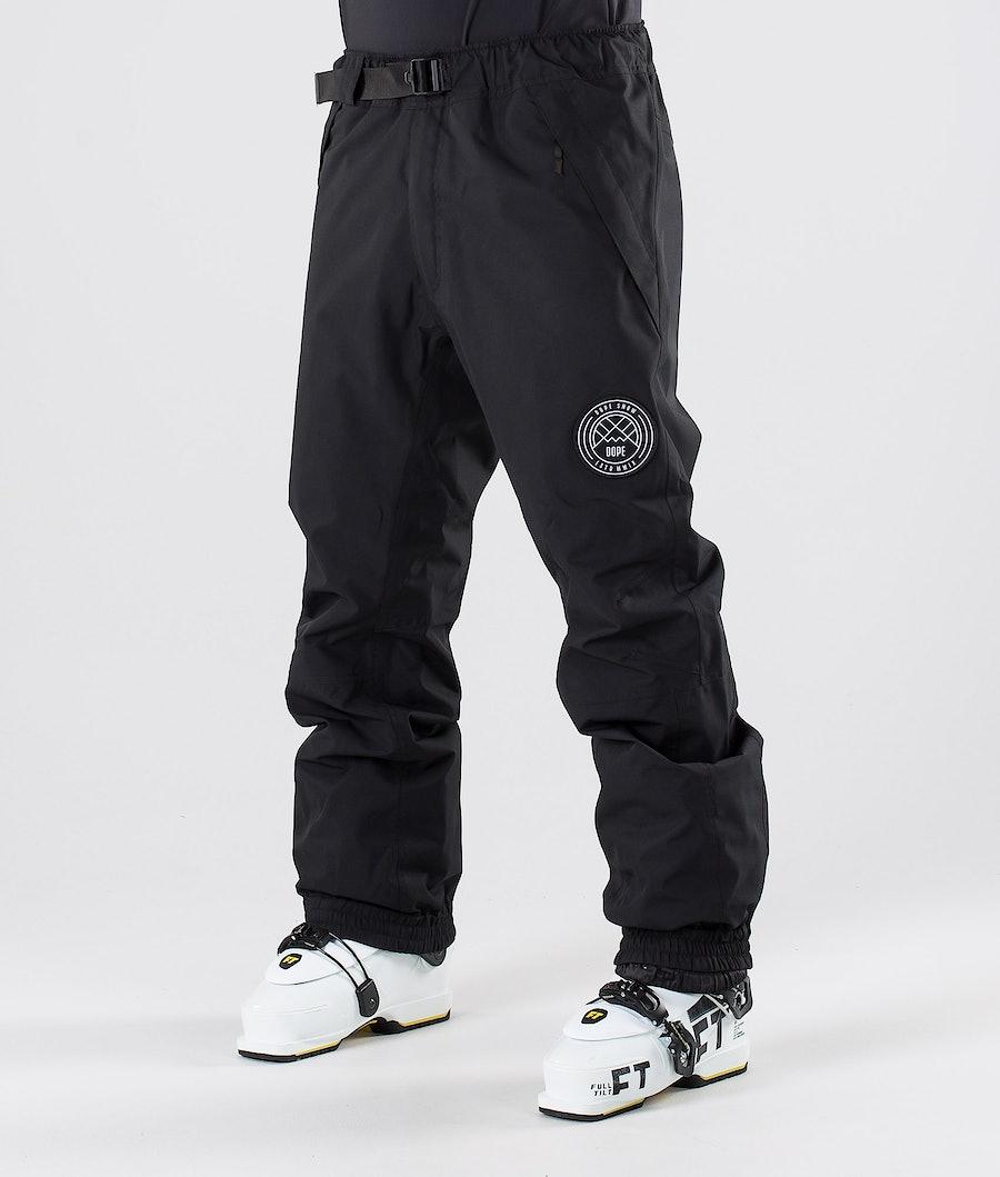 Dope Blizzard Pantalon de Ski Black