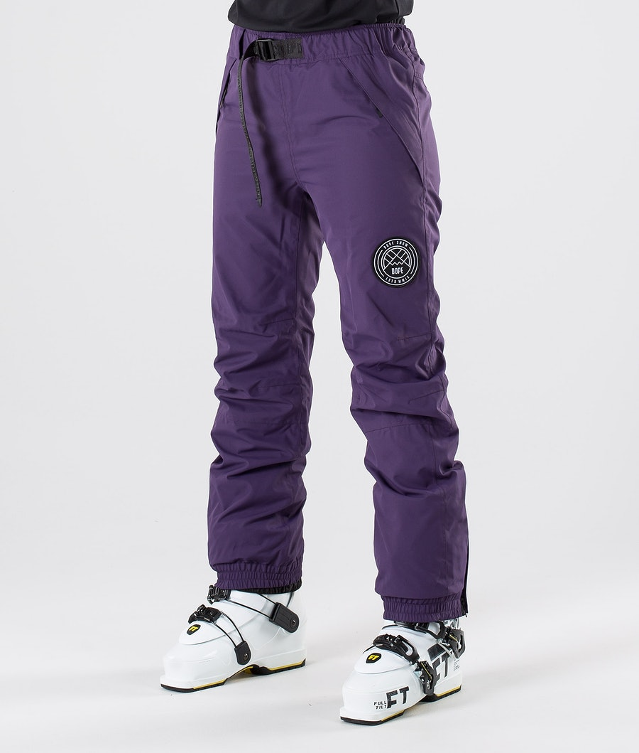 Dope Blizzard W Pantalon de Ski Grape