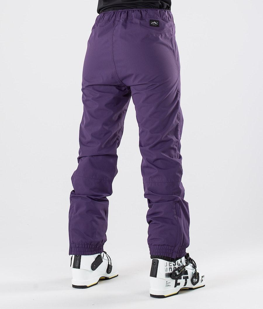 Dope Blizzard W Women's Ski Pants Grape