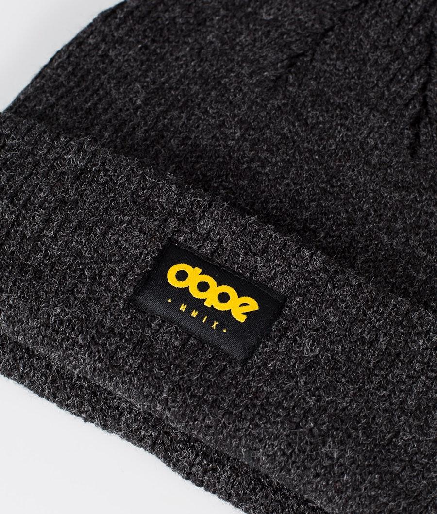 Dope OG Logo Mössa Dam Black melange