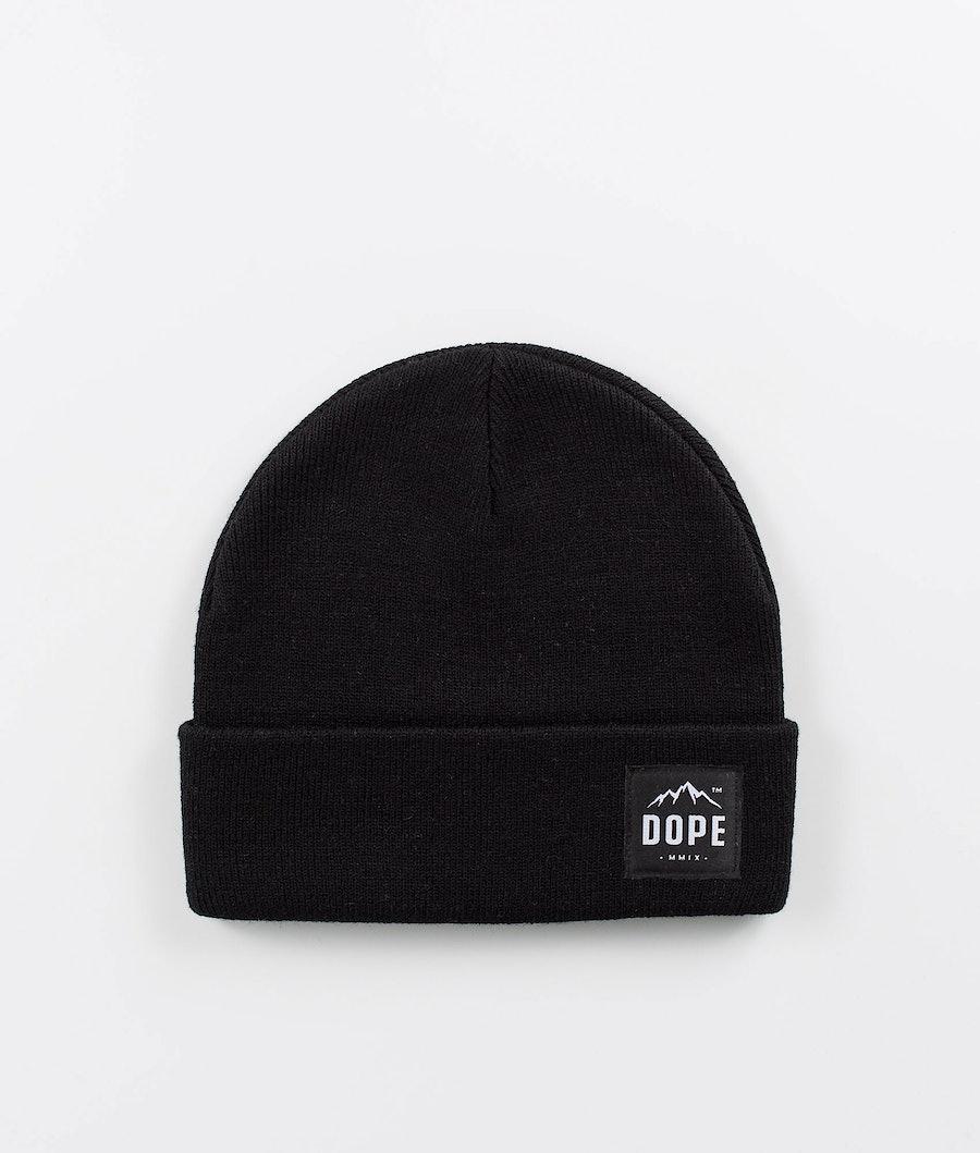 Dope Paradise Bonnet Black