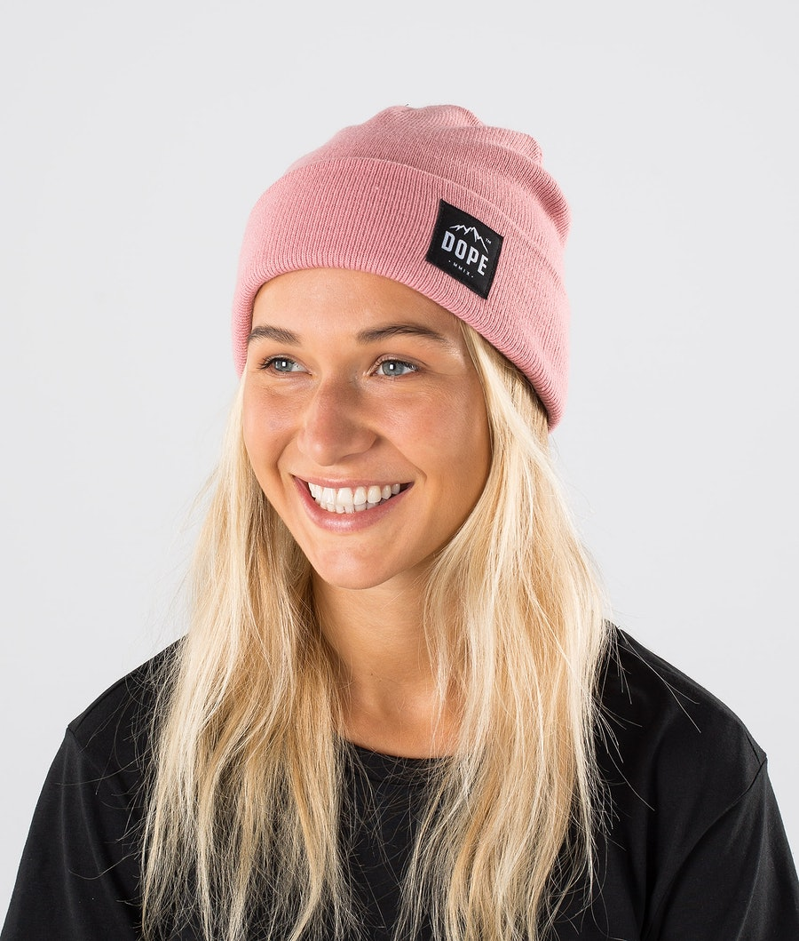 Dope Paradise Beanie Pink