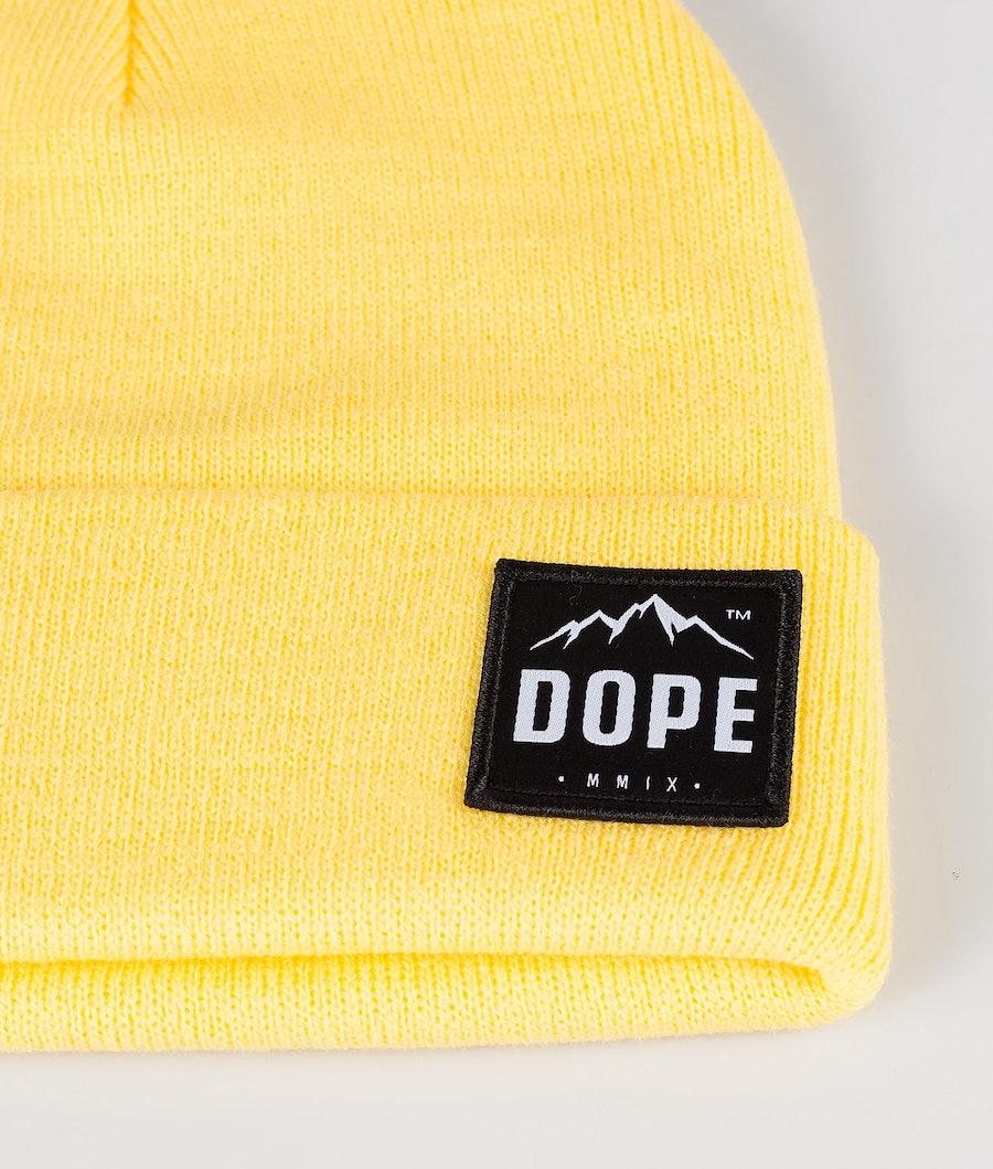 Dope Paradise Bonnet Femme Yellow
