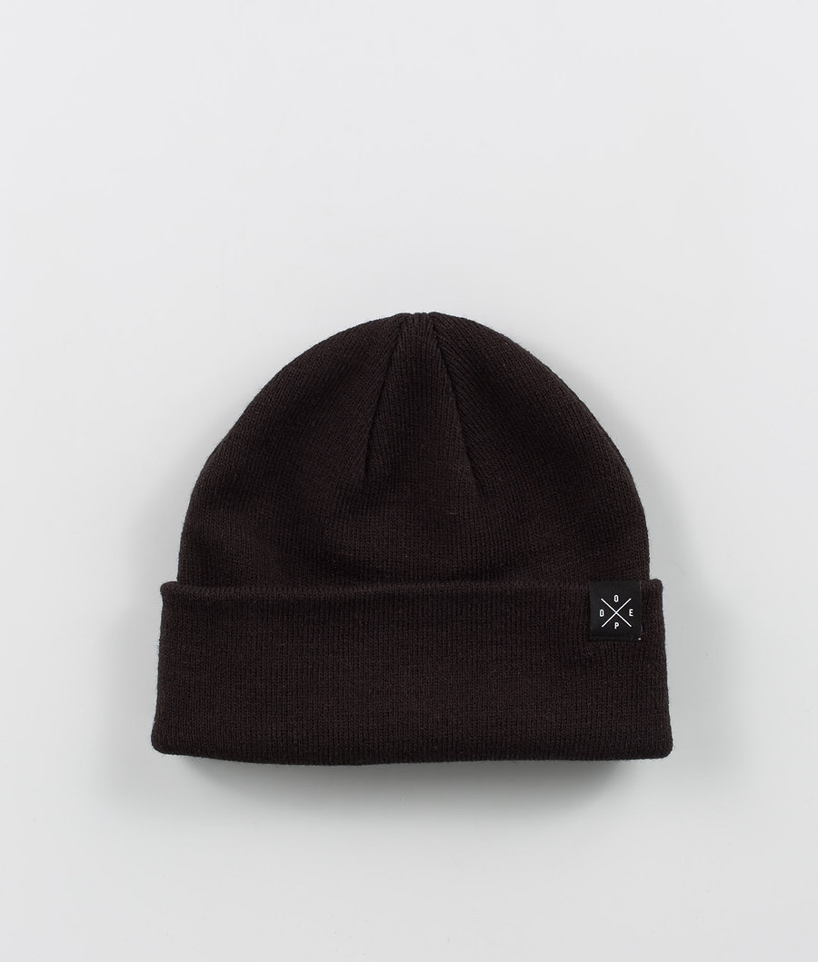 Dope Solitude Women's Beanie Black