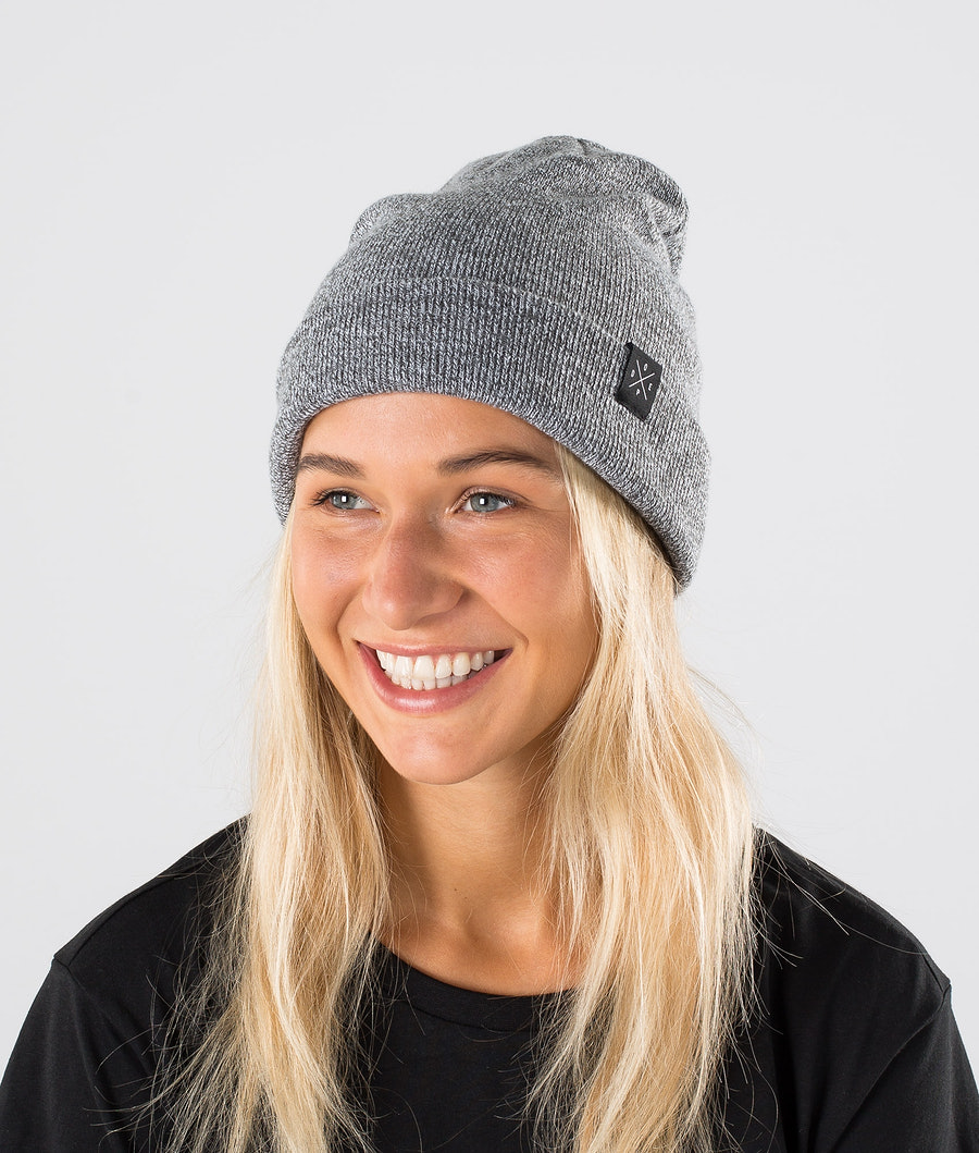 Dope Solitude Bonnet Grey Melange