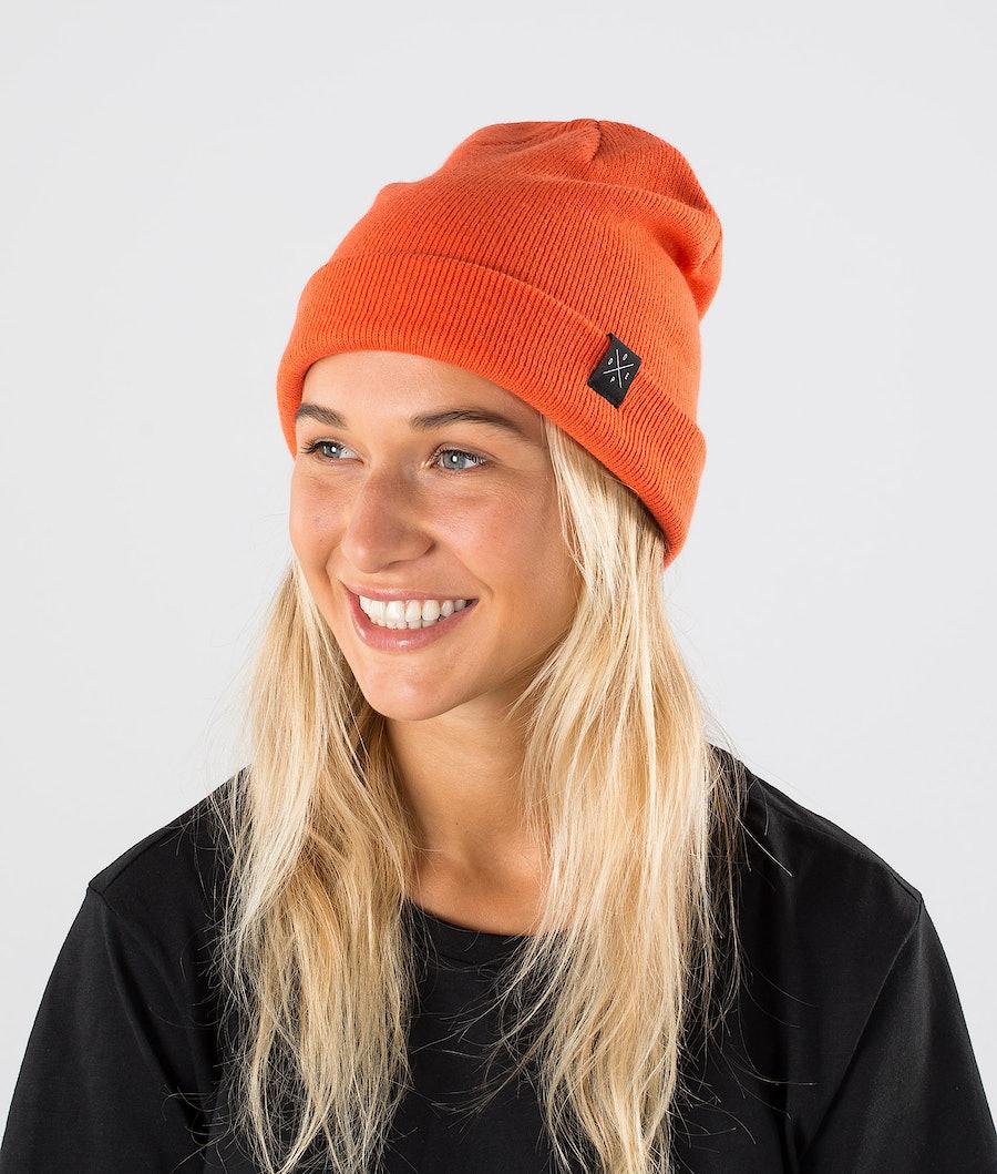Dope Solitude Beanie Orange